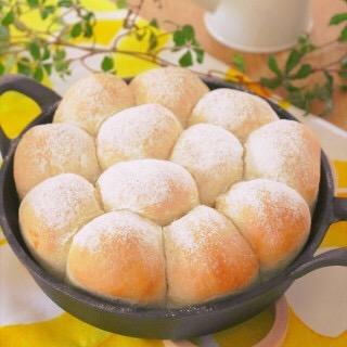 手ごねでパン作りされてる方