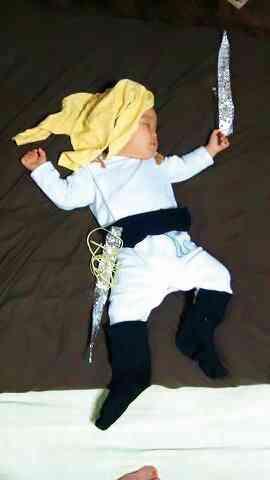 こどもが寝てる間に、こっそりと 『ねぞうアート』 - 写真特集 - Asahi Shimbun Digital[and]