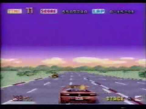 SEGA OutRun (arcade version 1of3) - YouTube