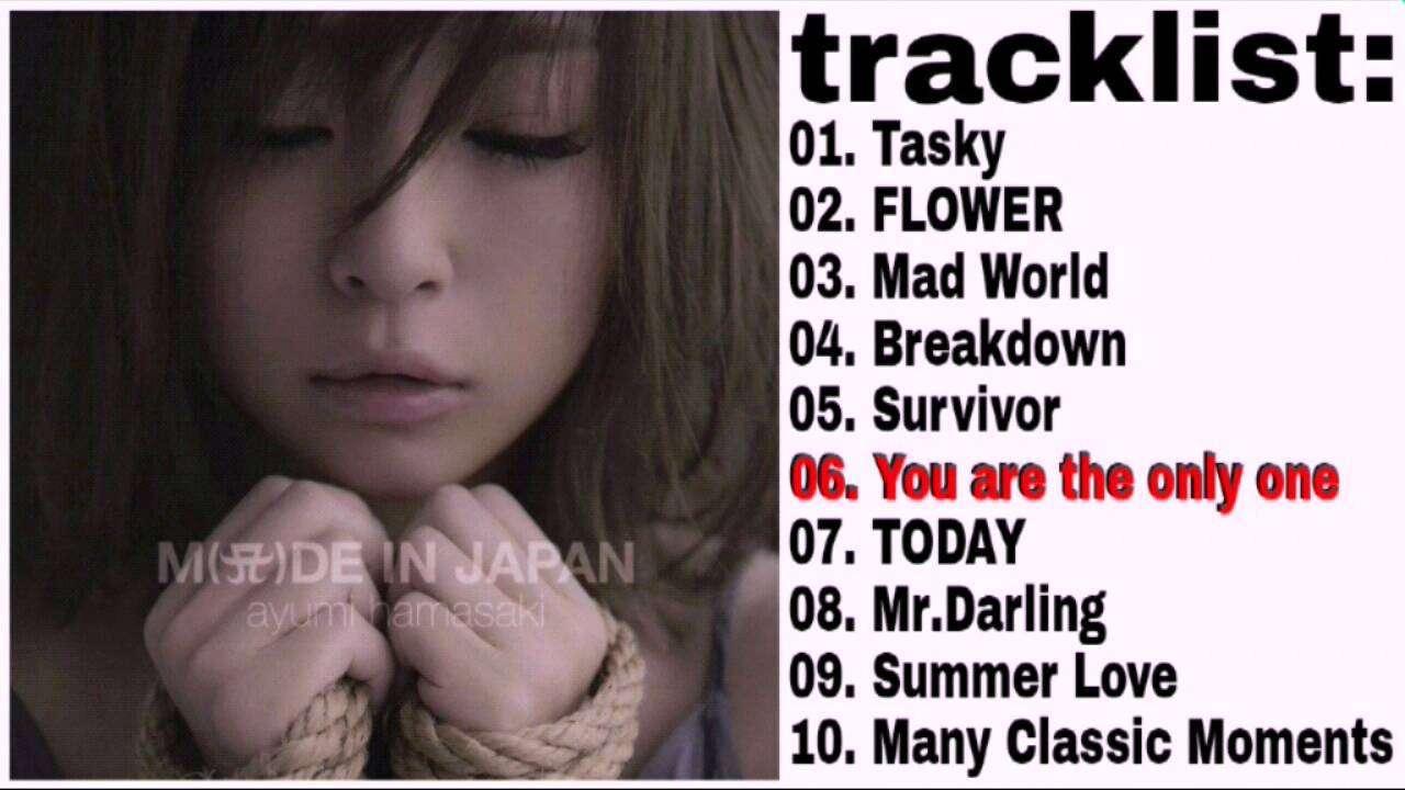 "ayumi hamasaki / 浜崎 あゆみ - ""M(A)DE IN JAPAN"" preview - YouTube"