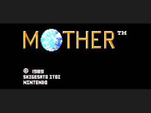 マザー 【フィールドBGM】 Nintendo MOTHER 任天堂 - YouTube