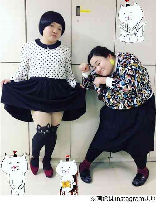 藤田ニコル、おかずクラブのオカリナ似で喜び「うれしい」
