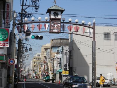 『名古屋・中村区のレトロな町を歩く! 商店などの古い建物や看板と、旧中村遊廓』 [愛知]のブログ・旅行記 by 1ウォンさん
