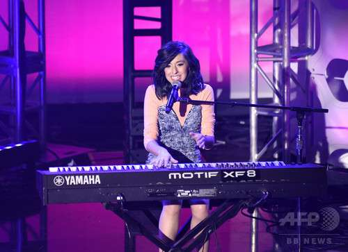米女性歌手クリスティーナ・グリミーさん、コンサート会場で射殺される