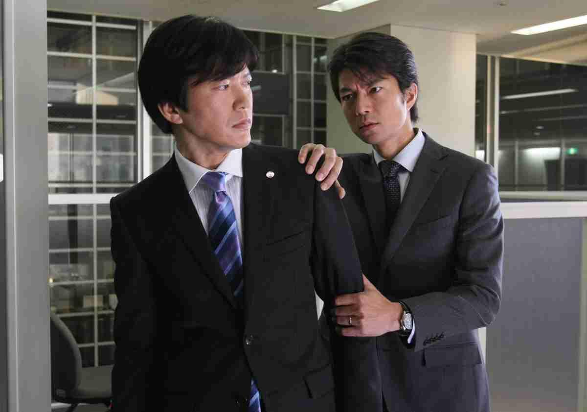 連続ドラマW「空飛ぶタイヤ」 NHK BS2「ザ・ベストテレビ」で放送!|株式会社WOWOWのプレスリリース