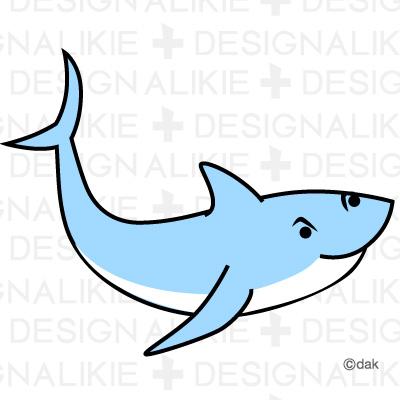 サメとハイタッチしている画像が可愛いww