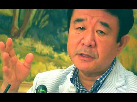 青山繁晴 自民党から参院選出馬!記者会見【完全版】 - YouTube