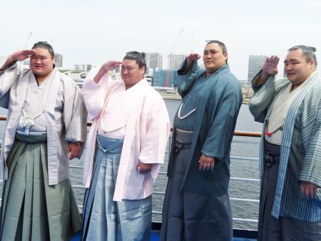相撲協会と豪華客船がコラボ 2泊3日クルーズ開催(日刊スポーツ) - Yahoo!ニュース