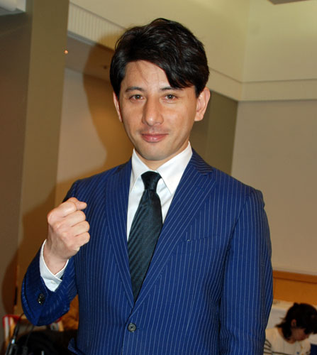 城田優の兄・丹羽大氏が参院選に出馬 当選なら「ラーメン二郎」?