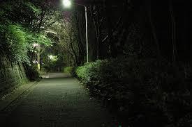 夜道で怖い思いしたことある方