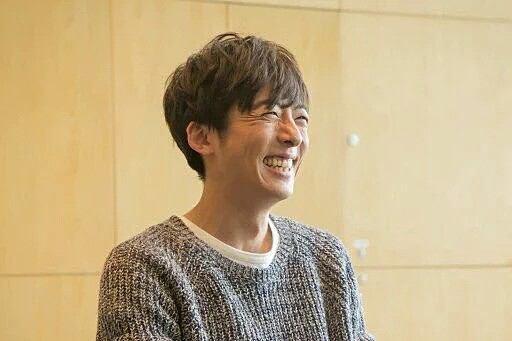 高橋一生 笑顔.