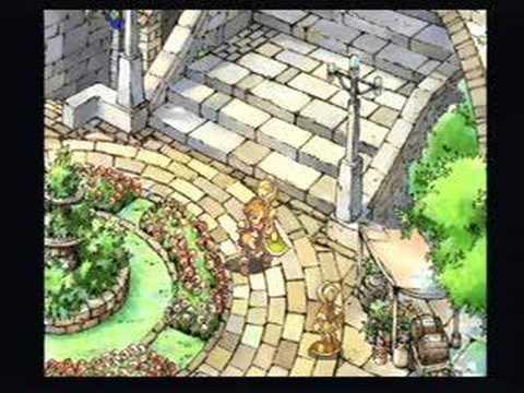 サガフロ2 泣きシーン1 - YouTube
