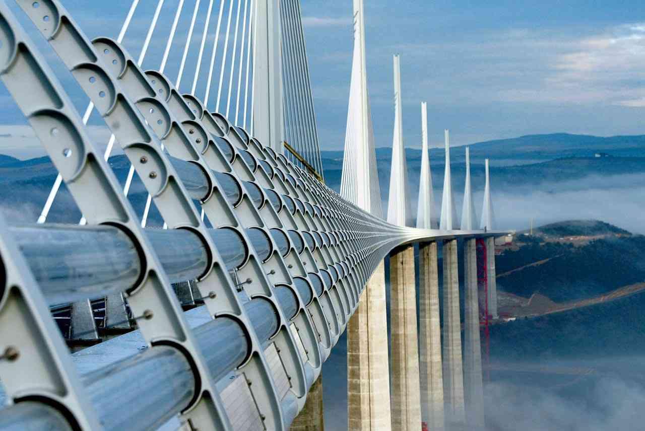 素敵な橋の画像