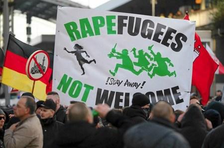 海外反応! I LOVE JAPAN  : ドイツで難民1000人が女性を次々に襲う凶悪事件が発生! 海外の反応。