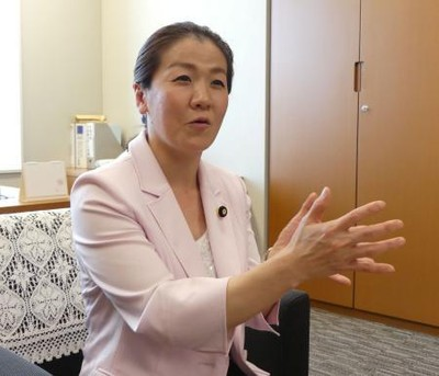 谷亮子氏が参院選の不出馬表明 政界復帰には意欲