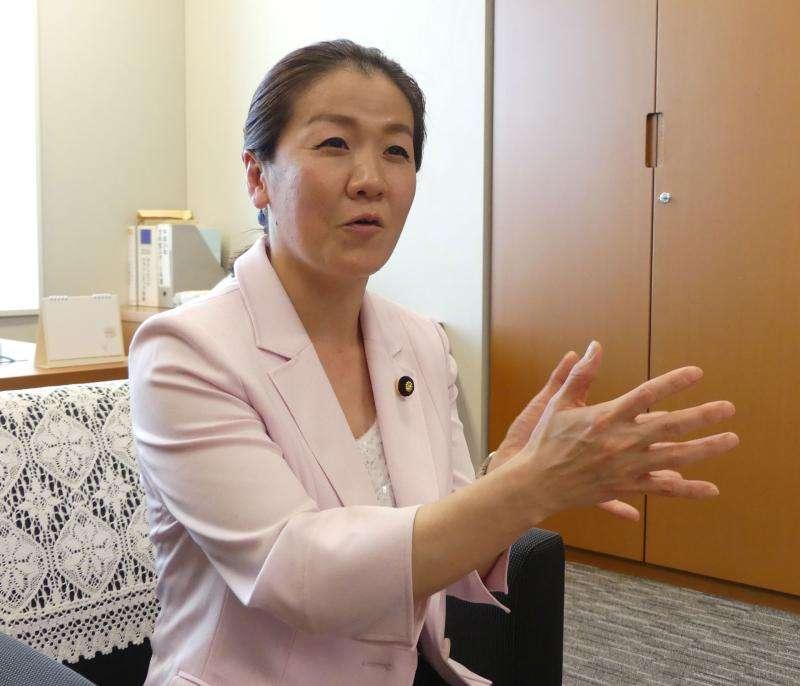 谷亮子氏が参院選の不出馬表明 政界復帰には意欲 - 社会 : 日刊スポーツ