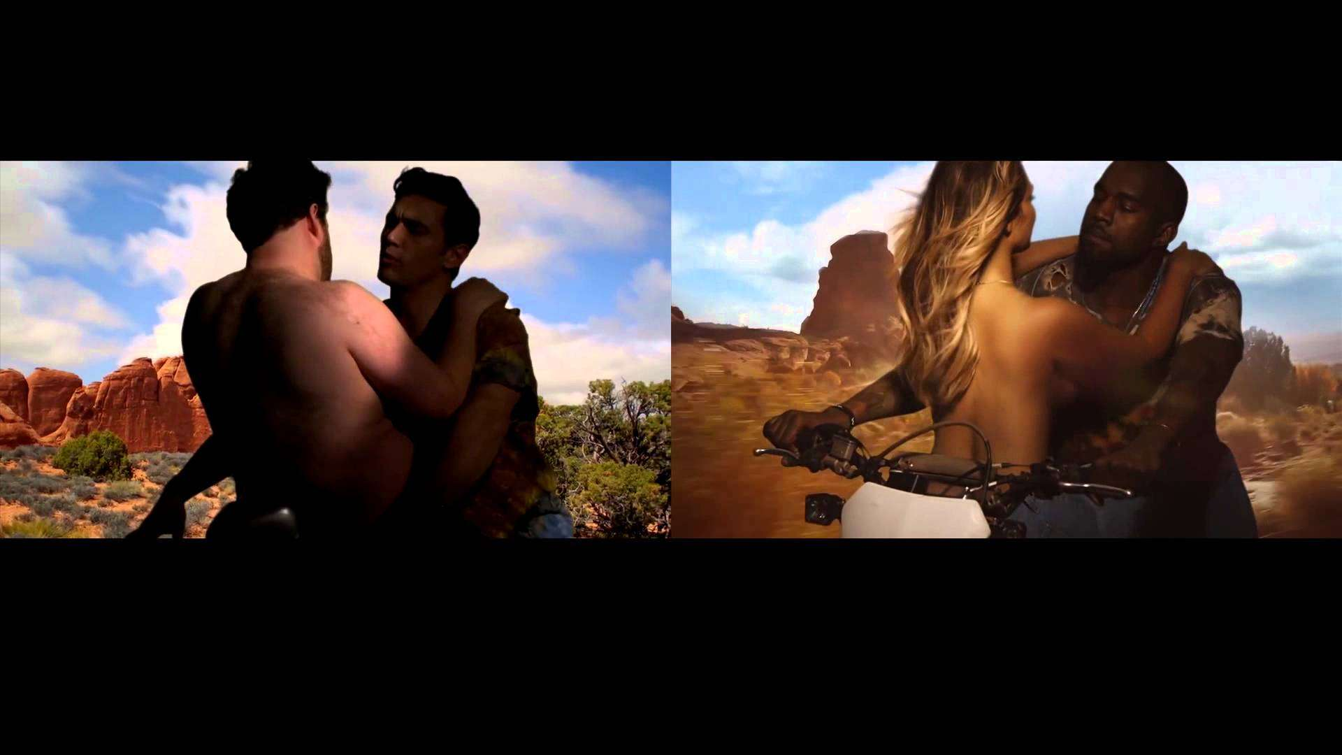 Bound 2/Bound 3 Split Screen Comparison - YouTube