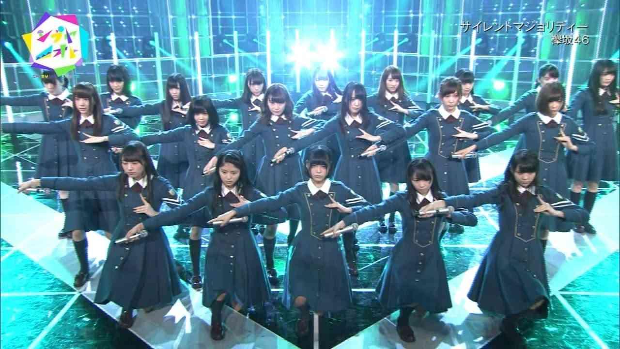 欅坂46「サイレントマジョリティー」2016-06-05 - YouTube