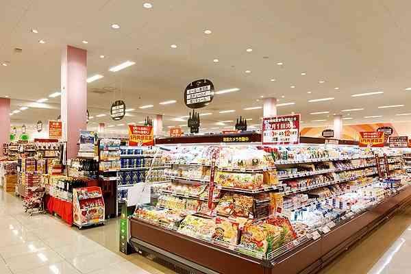 スーパーでの食材選び!