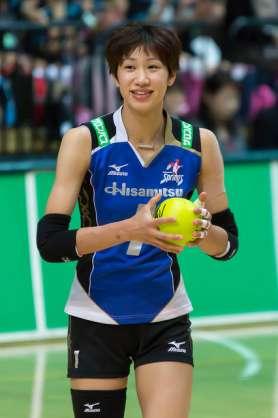 【女子バレー】木村沙織らリオ五輪代表メンバー12人決定