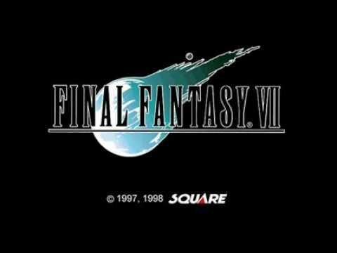 闘う者達:ファイナルファンタジー7 - YouTube