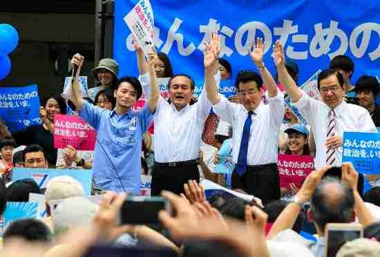 SEALDs奥田愛基氏 参院選公示後の活動が公選法違反に問われる恐れ - ライブドアニュース