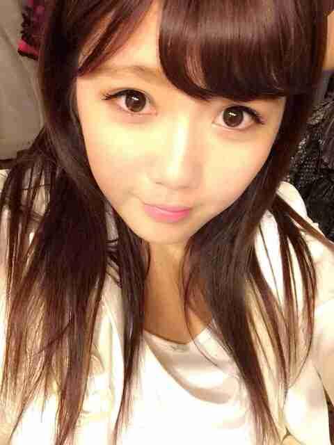 【画像あり】AKB48宮崎美穂が韓国旅行後、涙袋がパンパンに…