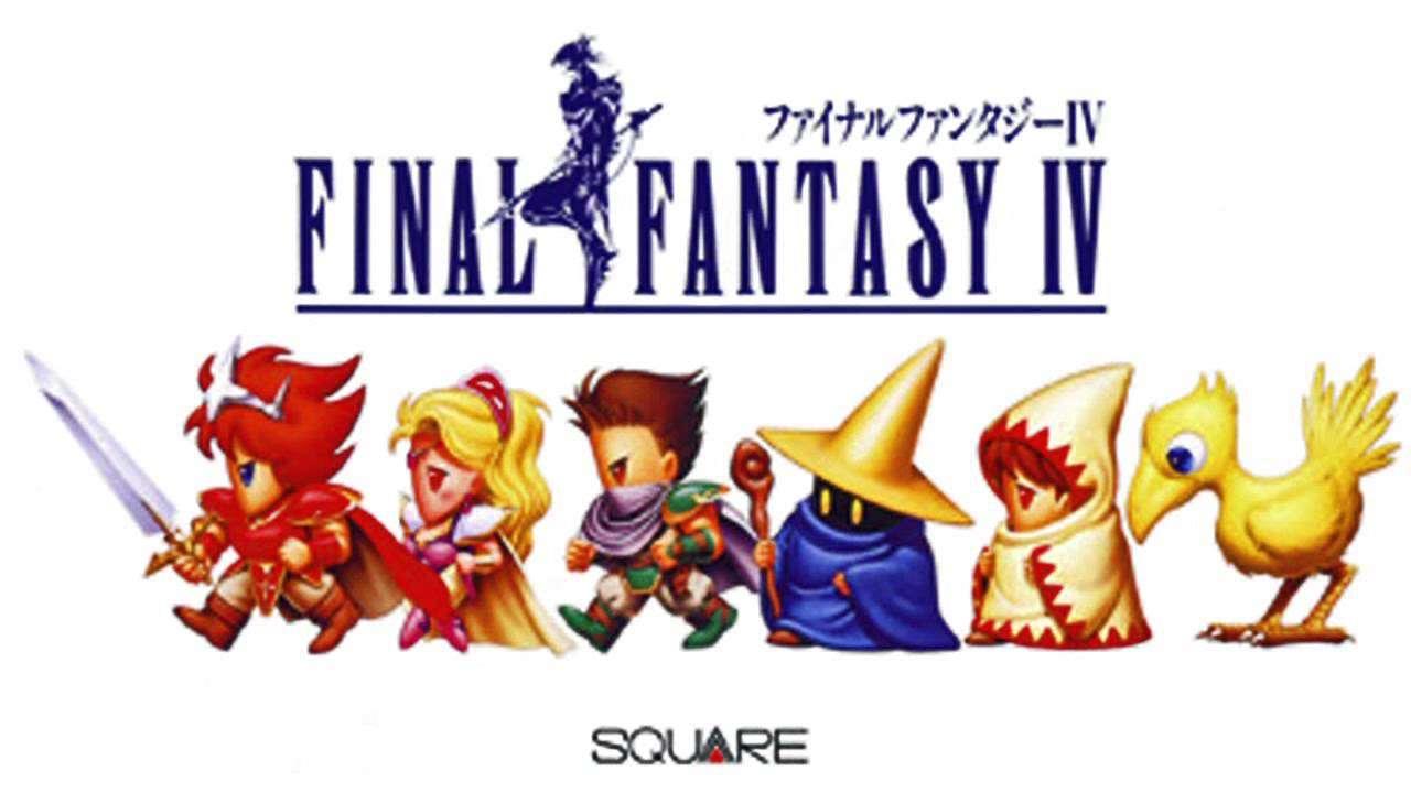【FF4】08 - Fight 1(バトル1)High Quality Soundtrack 高音質 作業用BGM サントラ - YouTube