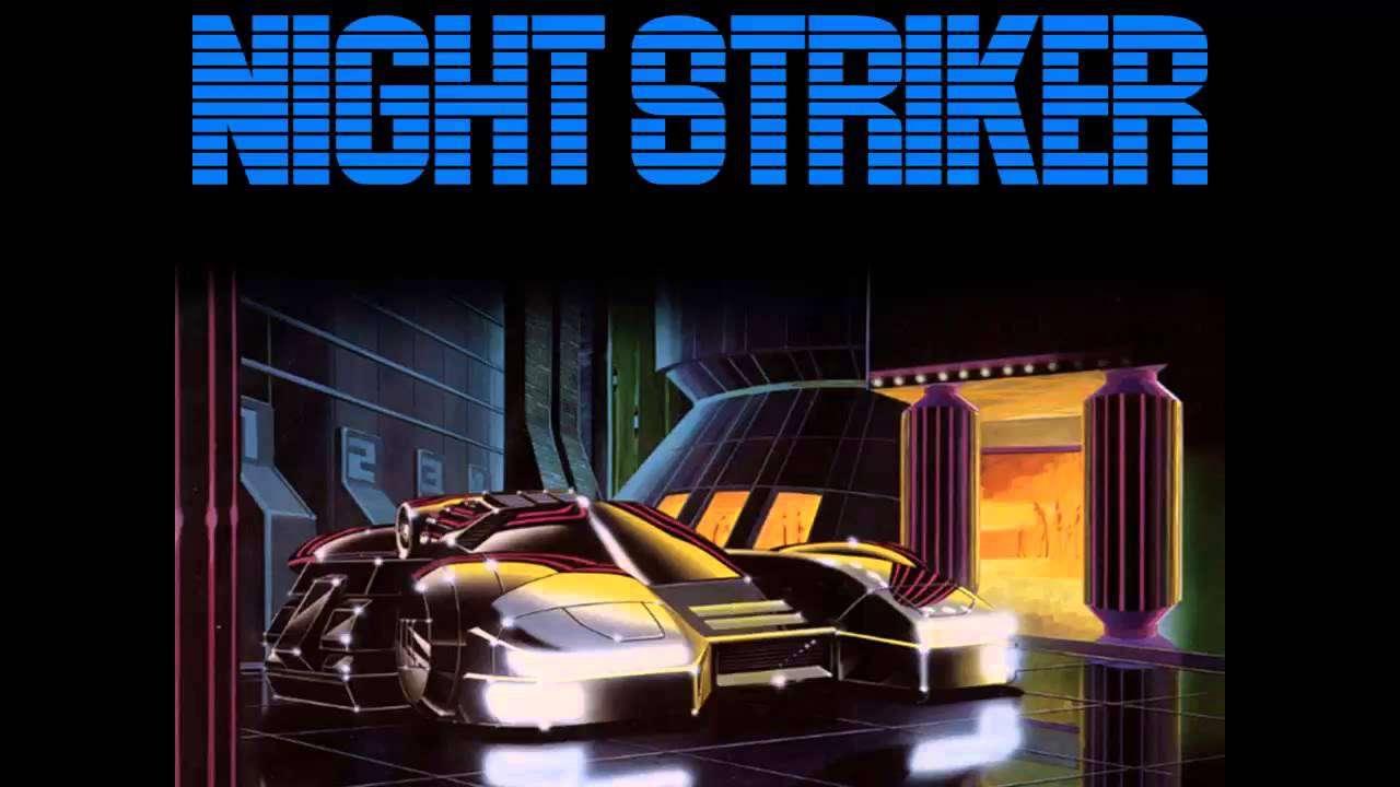 Night Striker - Chimere [ENDING] - YouTube