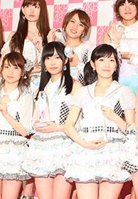 """「入りたいアイドルグループランキング」1位E-girls、2位ももいろクローバーZ…AKB48は本当に""""国民的アイドル""""なのか?"""