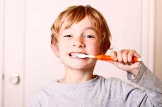 歯磨き何分してますか?