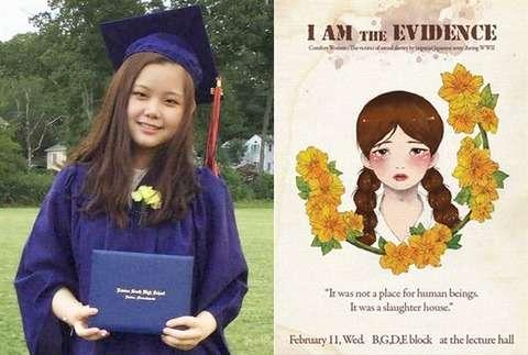 【米国】韓人女子高生、慰安婦問題知らせようと校内クラブ作り本も出版 日本人学生の抗議にも屈せず : 厳選!韓国情報