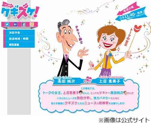 上沼恵美子が高知東生に言及、結婚の相談もされたのに「なんじゃこりゃ」。 | Narinari.com