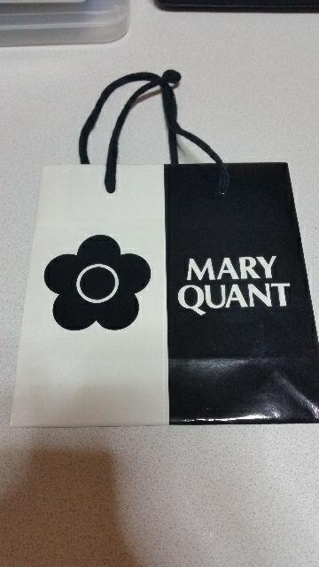 MARY QUANT 好きな人♪