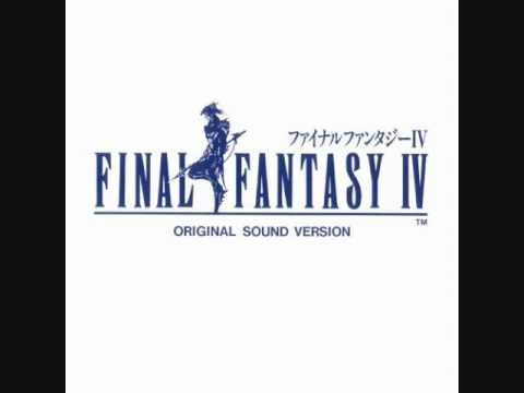 【FF4】 Battle With the Four Fiends ゴルベーザ四天王とのバトル - YouTube