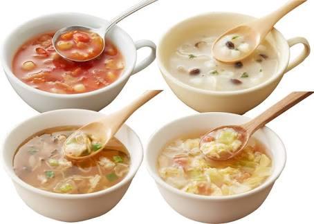 好きなスープは何ですか?