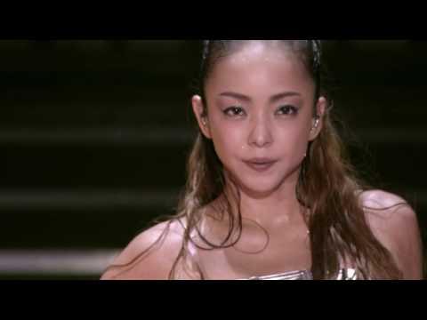 LIVE 安室奈美恵 namie amuro - 24 ROCK U 4K - YouTube