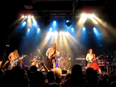 Ensiferum - From Afar live - YouTube