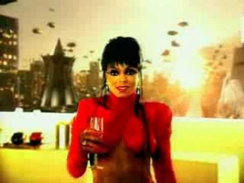 Janet Jackson:just a little while - YouTube