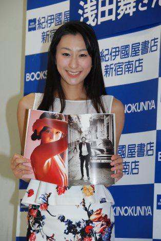 浅田舞、タレントとして開花「人生で一番幸せ」 競技生活は「つらかった」