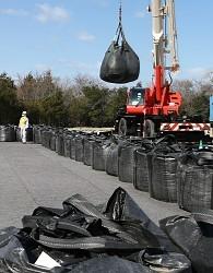原発汚染土「8000ベクレル以下」なら再利用を決定