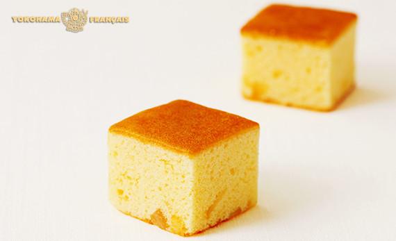 レモンケーキが好きな人