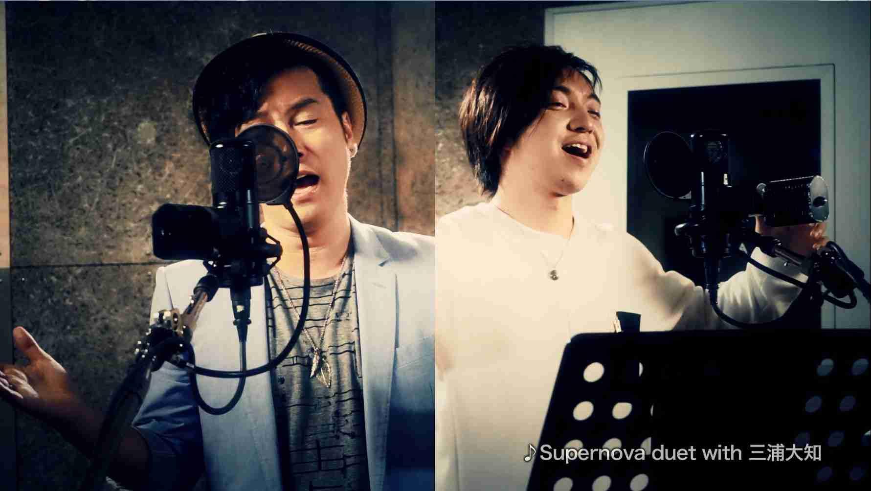 黒沢 薫 『Supernova duet with 三浦大知』『愛とは・・・duet with Ms.OOJA』トレーラー - YouTube