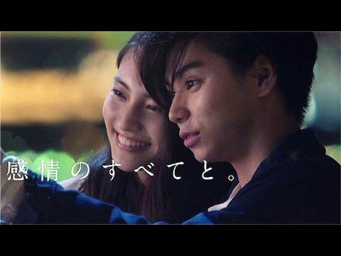 NTT ドコモ iPhone CM 「感情のすべて/男女」篇 - YouTube