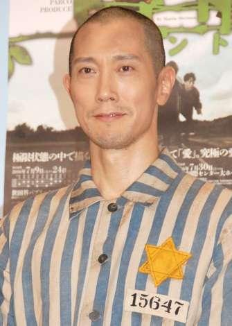 佐々木蔵之介、主演舞台で初の丸刈り「楽ですね」 | ORICON STYLE