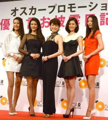 オスカープロ、10年ぶり『女優宣言』 初代・米倉涼子も激励 | ORICON STYLE