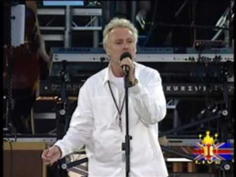 Radio Ga Ga Party at the Palace - YouTube