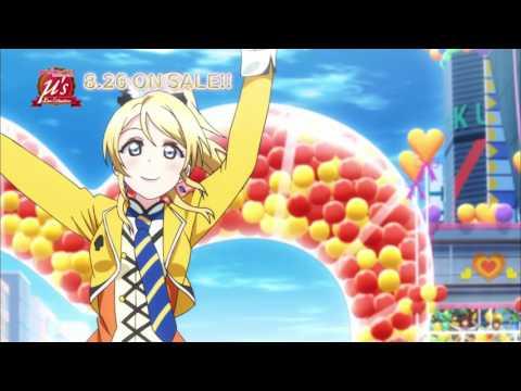 8月26日発売Blu-ray「ラブライブ!μ's Live Collection」PV - YouTube