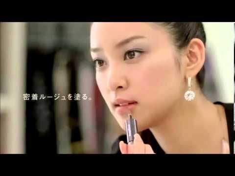 武井咲 資生堂マキアージュCM集 - YouTube