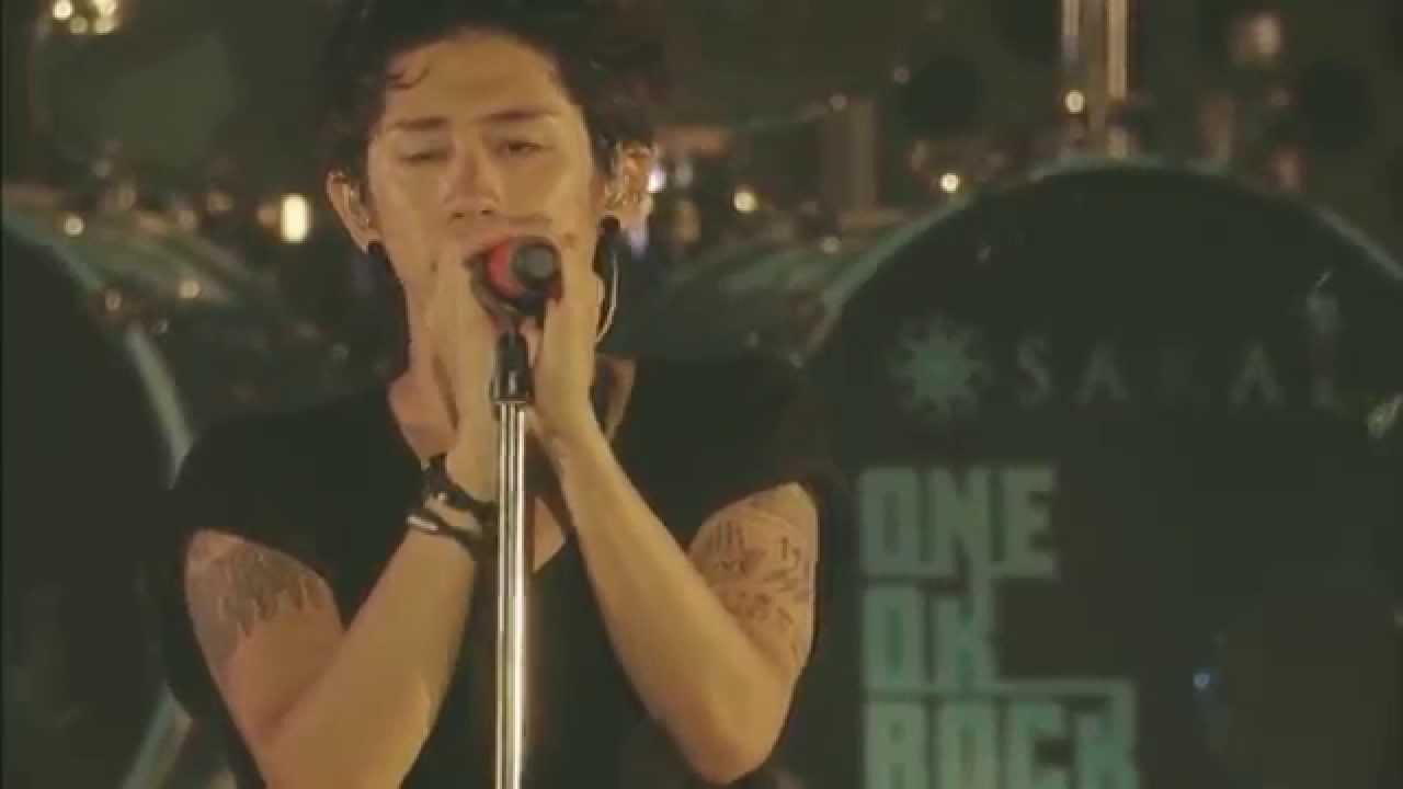 ONE OK ROCK - Wherever You Are 【Live at Yokohama Stadium】 - YouTube